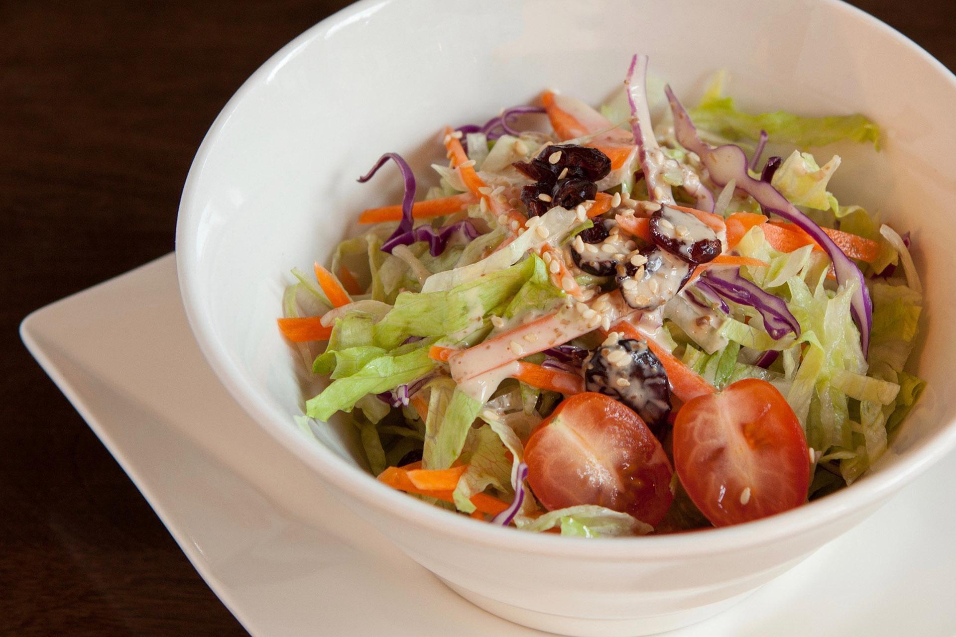 Japanese Wafu Salad at Lee Chen Asian Bistro