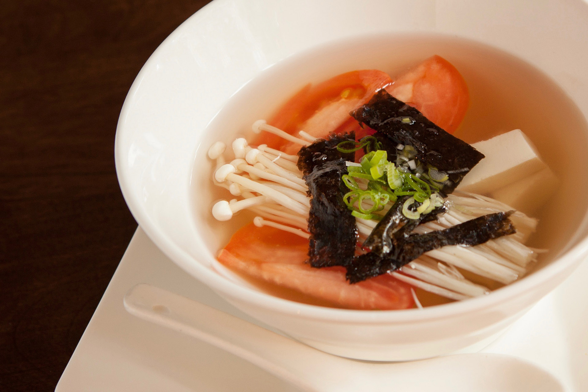 Vegetable Soup at Lee Chen Asian Bistro