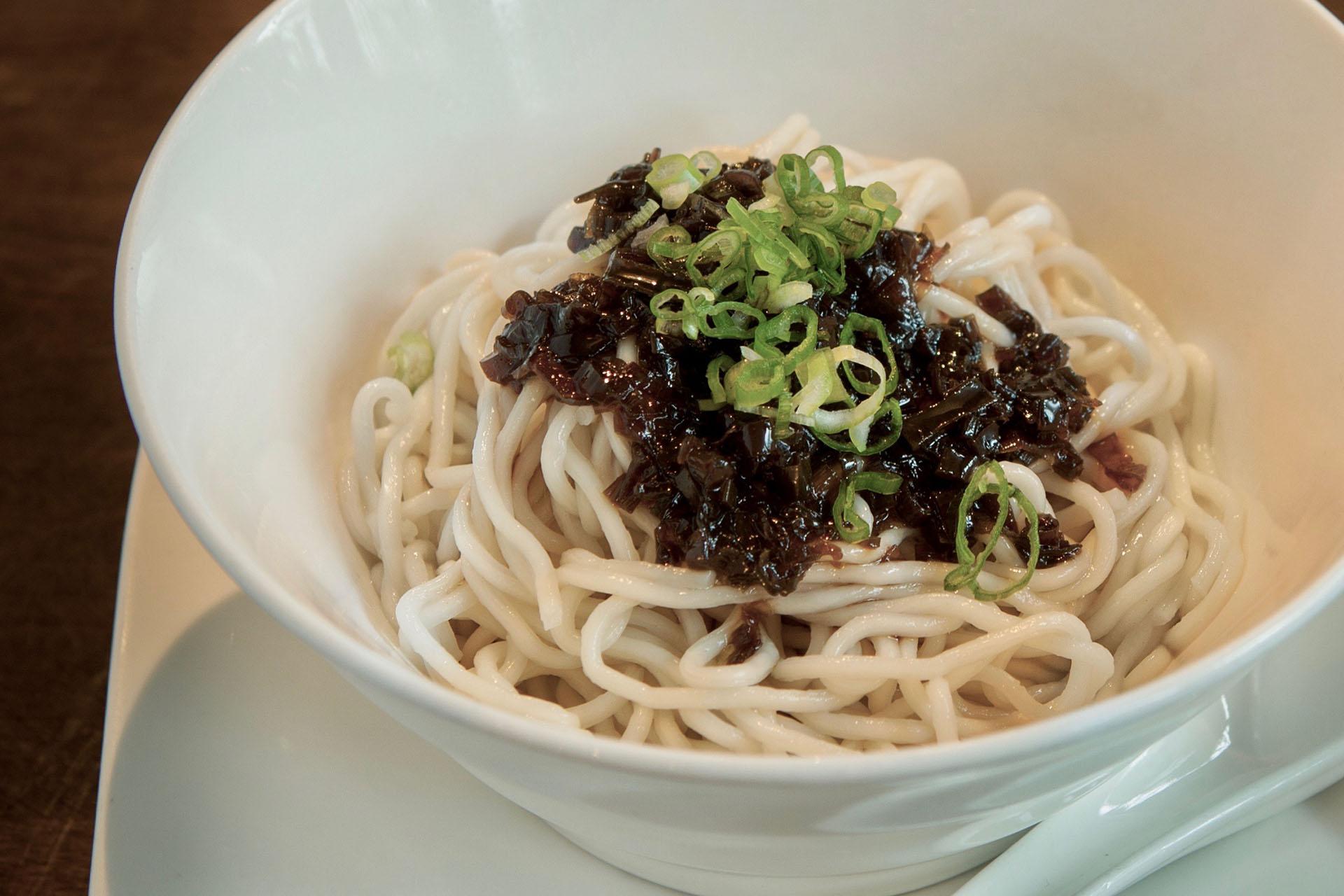 Scallion Noodle at Lee Chen Asian Bistro
