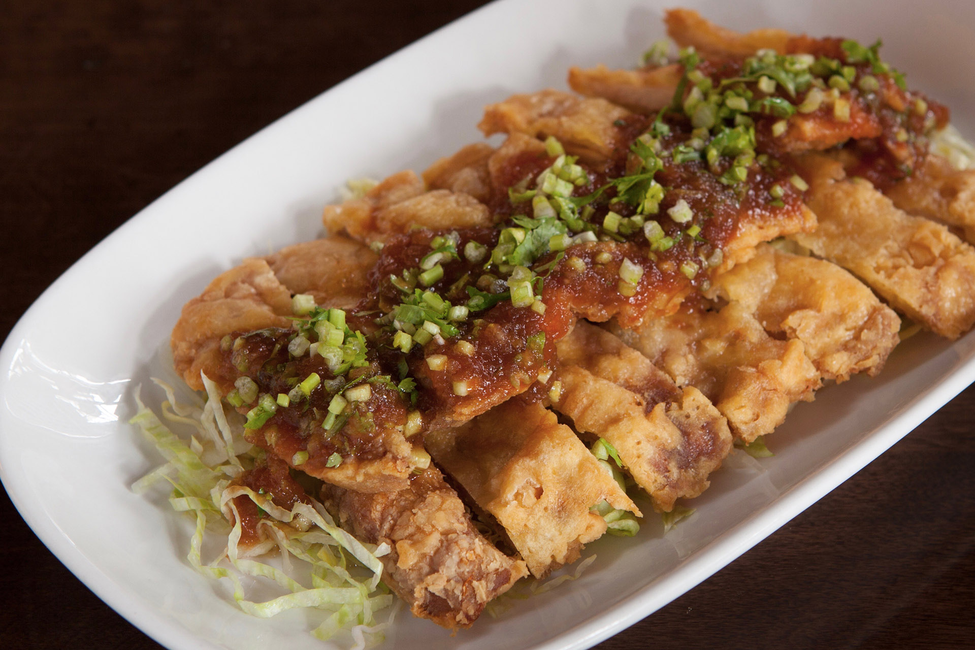 Guai Guai Chicken at Lee Chen Asian Bistro