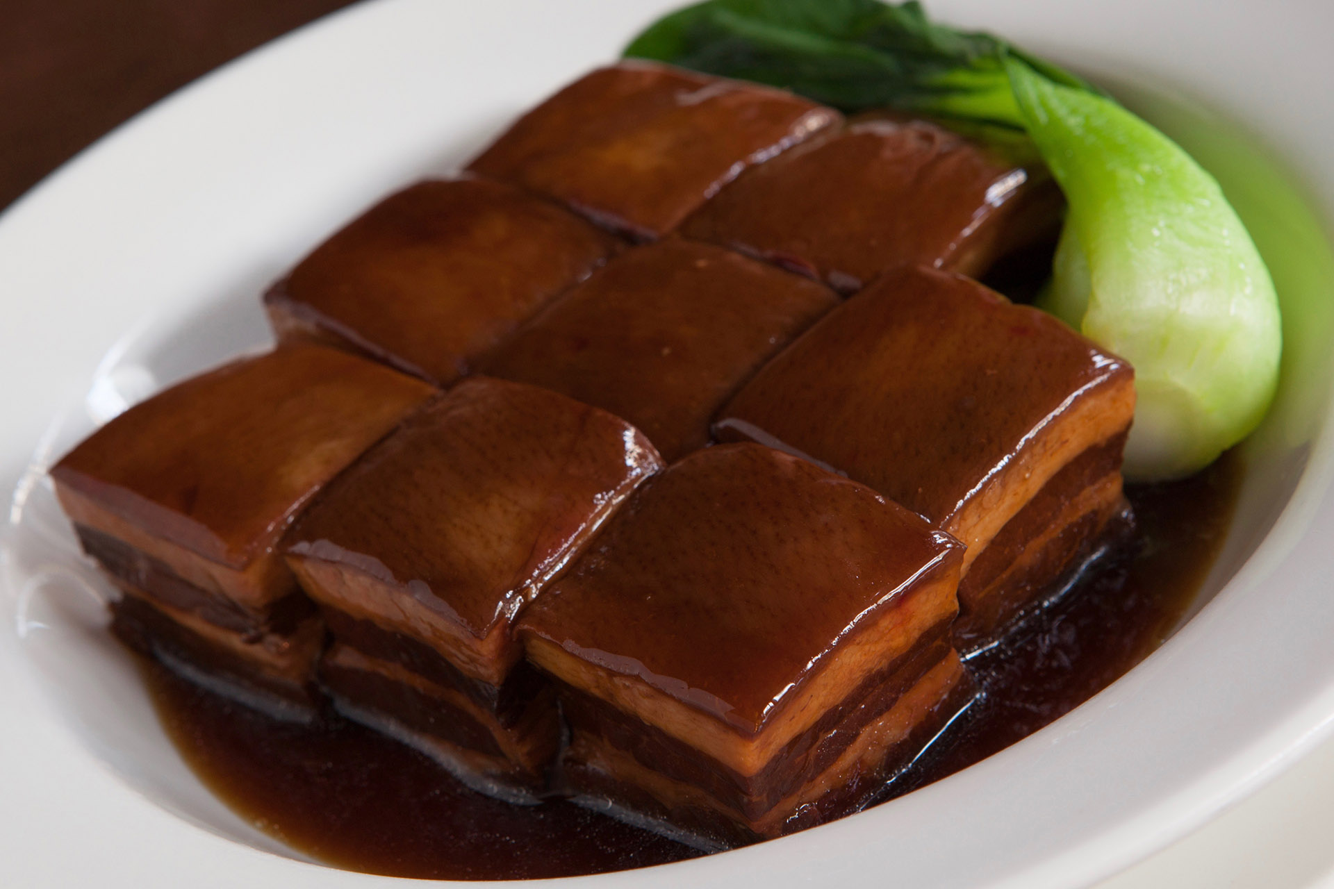 Crystal Pork Belly at Lee Chen Asian Bistro